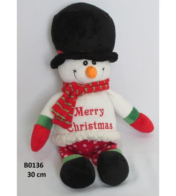 Sniegavīrs 30cm B0136  (gift'19)