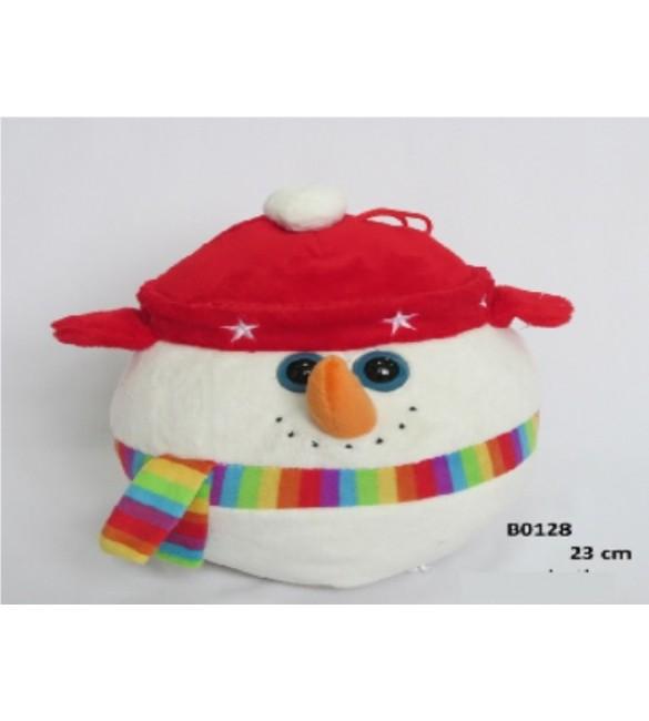 Sniegavīrs ar grabuli  23 cm B0128  Sun-day  (gift'19)